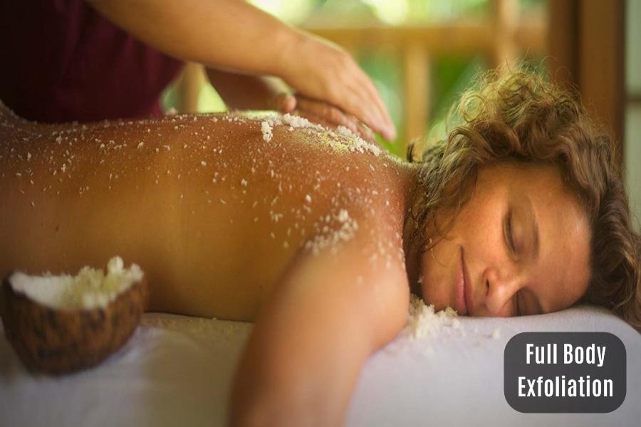 Full Body Exfoliation - Mobile Massage Service - Durban